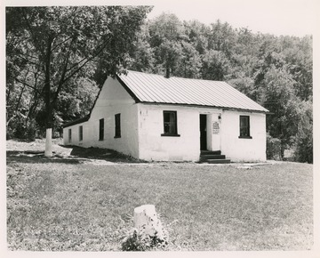 The non-denominational church was organized in 1795