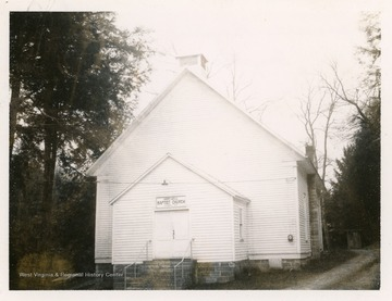 Hopwell Baptist Church in Victor, W. Va. was organized in 1820.