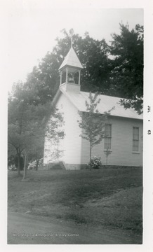 The Church was organized around approximately 1840. The present church building was built in 1898.