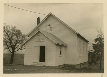 The Evangelical United Brethren church was organized in 1829