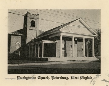 The church was founded in 1837.