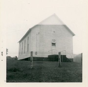 Mt. Pisgah was founded in 1817.The current building was built in 1891.