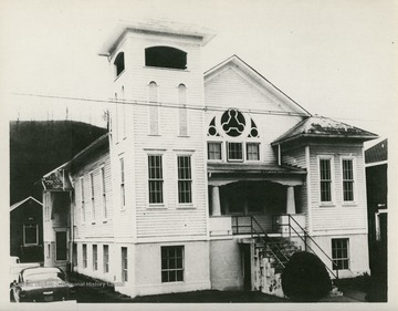 The First Baptist Church of Glenville was organized in 1850