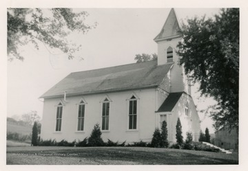 The church was founded in 1805.