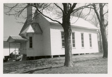 Bethany (Tenmile) Baptist Church was founded in 1843.  The church was originally located near Trousers Leg Run on Tenmile creek, but later moved to Brown when the survey for a railroad ran through the building.