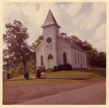 Smith Chapel in the Simpson Creek Community was organized in 1859.
