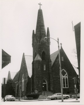 The church was first organized in 1837. The present church was consecrated in 1901.