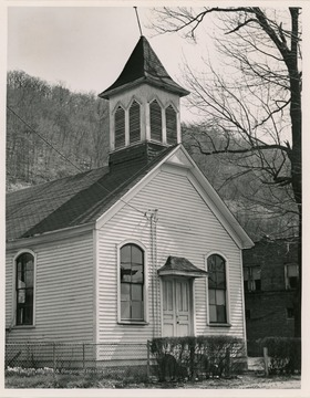 The church was organized in 1863. According to the church's history, it was formed after President Lincoln signed the Emancipation Proclamation and Booker T. Washington was a member of this church.  It supported many other Baptist churches in West Virginia.