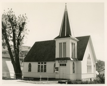 The church was organized in 1830.