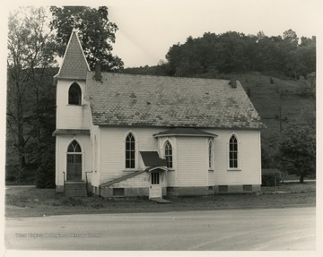 The church was organized in 1834