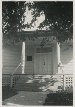 The church was first established as Mt. Peniel Church in 1831 before changing its name to Johnson's Meeting House and then again to Johnson's Crossroads. The church was torn down sometime in the late 1930's or early 1940's.