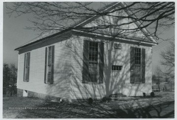 The church was founded sometime before 1782 as a Presbyterian church, but the exact date is unsure because first records have been lost. The building is located off of Route 219, also known as the Seneca Trail, and is one mile north of Pickaway.