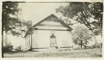 The church was established in the Rock Gap District on December 27, 1852. The congregation began when early German settlers would meet in each others' homes for Sunday school classes and meetings with ministers of the United Brethren in Christ Church.