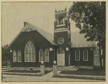 Image result for evangelical united brethren church berkeley springs wv