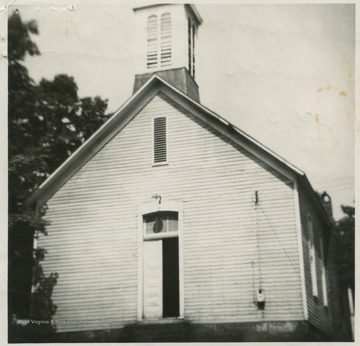 The church was founded in 1838.