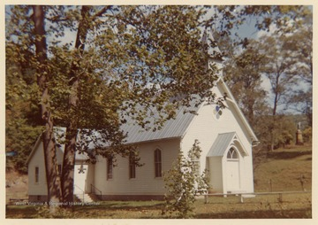 The community members first petitioned for their own separate church from the Tygarts Valley Presbyterian Church in 1841.  The church met in a union building which was built in 1851 until the present church building was dedicated in 1900.