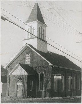 "The church was originally established as the Fetterman Methodist Episcopal Church in 1873 and is the ""Mother of Methodism"" in the area."