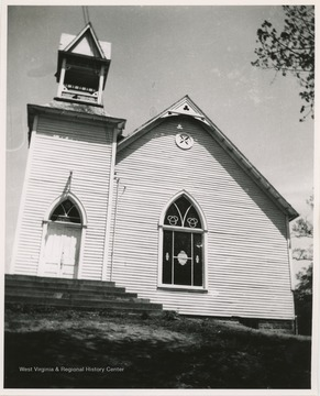 The church was organized as a part of the Simpson Creek Church in the Bailey Settlement in a circuit of churches in 1837.  A log meeting house was built in 1940.  The present building was built in 1903. The name of the church changed to Bailey Memorial in 1939.