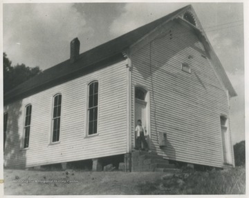 The church was established sometime between 1853 and 1854 by early pioneers who wanted to avoid hazardous traveling and benefit from a church in their immediate vicinity.